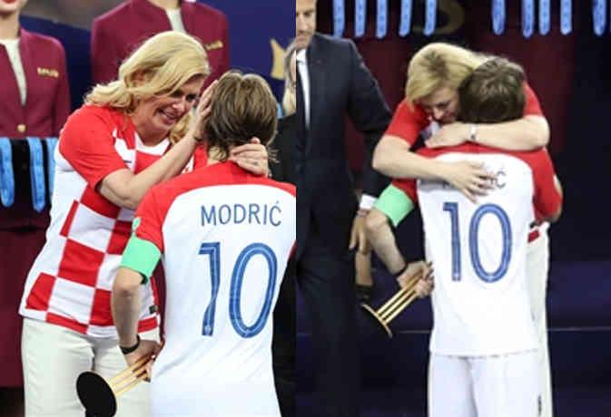 राष्ट्रपति होने के बावजूद एक ने पोंछे खिलाड़ियों के आंसू तो दूसरे ने किया डांस, ऐसा था फीफा वर्ल्ड कप का रोमांच