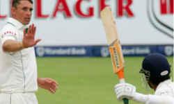 भारत-द.अफ्रीका टेस्ट मैच में हुई थी दो खिलाड़ियों की लड़ाई, सिर फोड़ने का बना लिया था मन