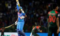 निदाहास ट्रॉफी फाइनल : आखिरी गेंद में छक्का पड़ा और हार गया बांग्लादेश, भारत ने 4 विकेट से जीता मैच