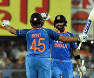 Ind vs Wi : एक ही मैच में रोहित-कोहली ने मिलकर बना दिए ये 10 रिकॉर्ड