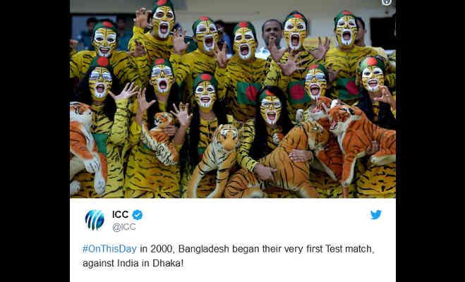 भारत-अफगानिस्तान टेस्ट : जानें किस देश ने कब खेला था अपना पहला टेस्ट