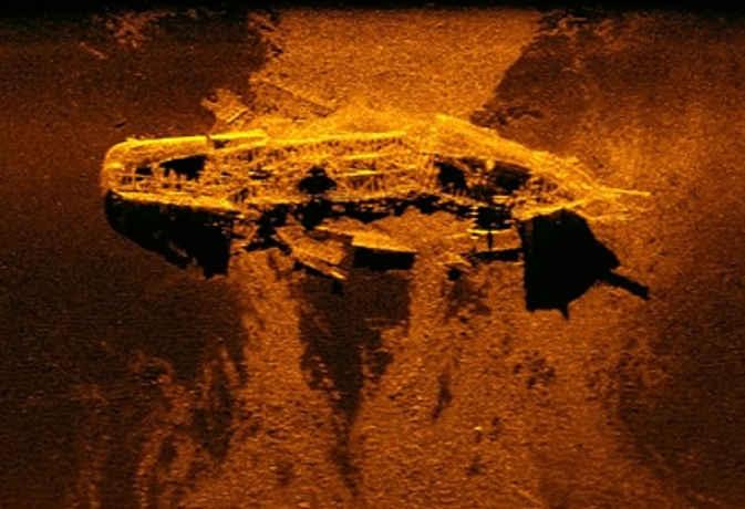 लापता मलेशियाई विमान MH370 की खोज के दौरान मिला मलबा 19वीं शताब्दी के जहाजों का