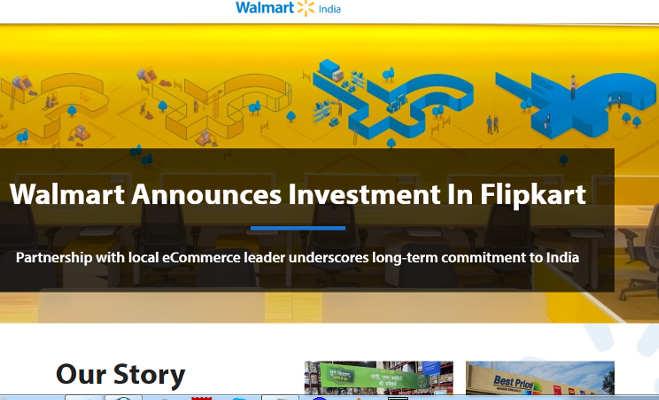 इसलिए वालमार्ट 16 अरब डॉलर में खरीद रहा फ्लिपकार्ट, गिनाईं वजहें