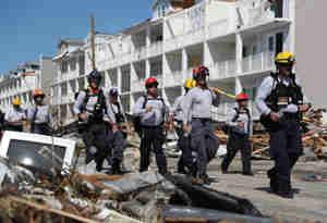 अमेरिका में तबाही मचाने के लिए 'माइकल' तूफान ने दी दस्तक, अब तक छह लोगों की मौत