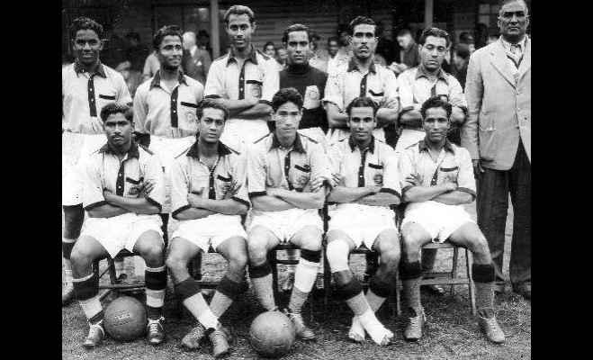 इसलिए भी याद रहेगा साल 1950,जब हमारी फुटबॉल टीम ने वर्ल्ड कप के लिए क्वालिफाई किया