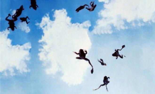 कहीं नोट तो कहीं आसमान से गिरी जलती लाशें,अब आस्ट्रेलिया में हुई चमगादडो़ की बारिश
