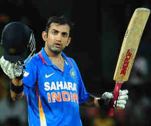 गौतम गंभीर को आउट करने में लगते थे 10 घंटे, फिर भी इस गेंदबाज से थे डरते