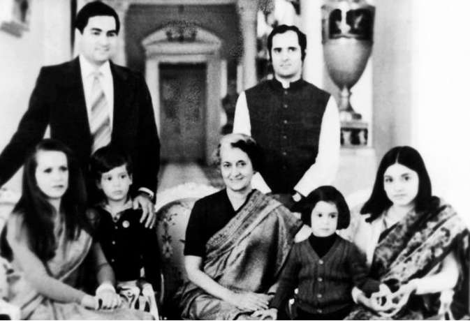हिंदू राहुल गांधी के पारसी, मुस्लिम, सिख और ईसाई हर मजहब से हैं रिश्तेदार