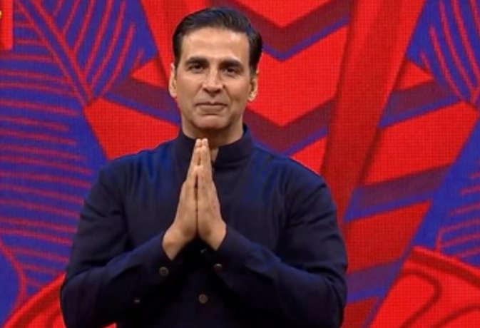 अक्षय कुमार ने इस क्रिएटिव अंदाज में किया गणपित स्वागत, दिया ये खास संदेश