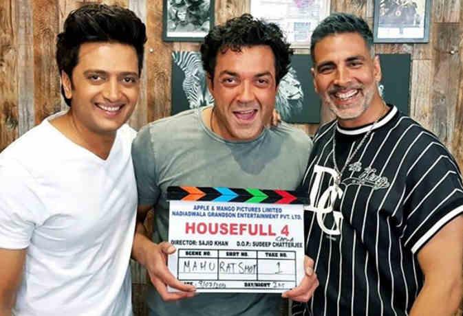 बॉबी देओल के हाथ लगी लॉटरी, मिली तीन फिल्मों की हैट्रिक,'हाऊसफुल 4' की शूटिंग भी शुरु