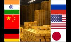 एक साल में सिर्फ 4.28% रिटर्न फिर भी देशों की पहली पसंद सोना, जानें किस देश के पास सबसे ज्यादा गोल्ड