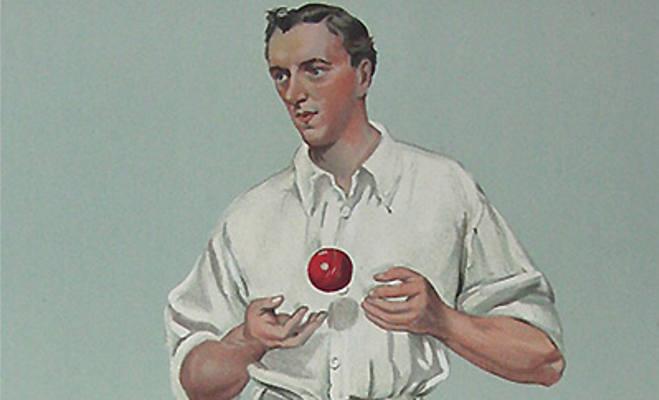 आज ही पैदा हुआ था वो गेंदबाज,जिसने डाली थी पहली गुगली