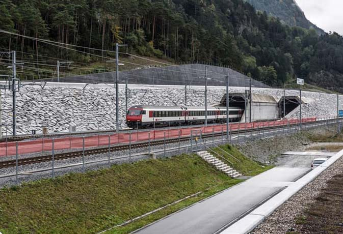 Top 5 Longest Railway Tunnels In The World- Inext Live