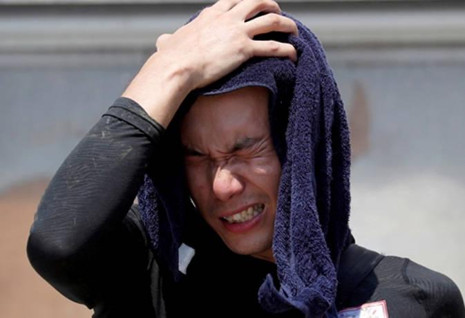 जापान में बाढ़ के बाद भीषण गर्मी का कहर, अब तक 14 लोगों की मौत