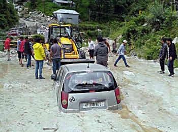 हिमाचल प्रदेश में बारिश ने तोड़ा 70 साल का रिकॉर्ड