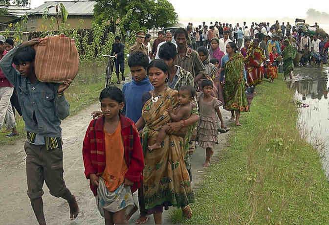 पहले चरण में म्यांमार बांग्लादेश में रह रहे हिंदु शरणार्थियों की करेगा वापसी