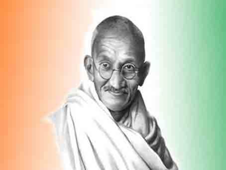 ...और इस तरह गांधी महात्मा बन गए