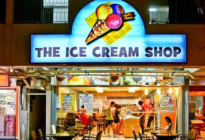 आइसक्रीम बेचती ये नन्ही बच्ची उड़ा देगी आपके होश