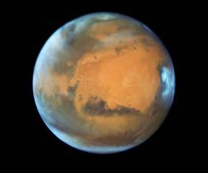 वैज्ञानिकों को मंगल ग्रह पर मिली मीलों लंबी पानी की झील, जो बताएगी एलियन लाइफ का नया सच!