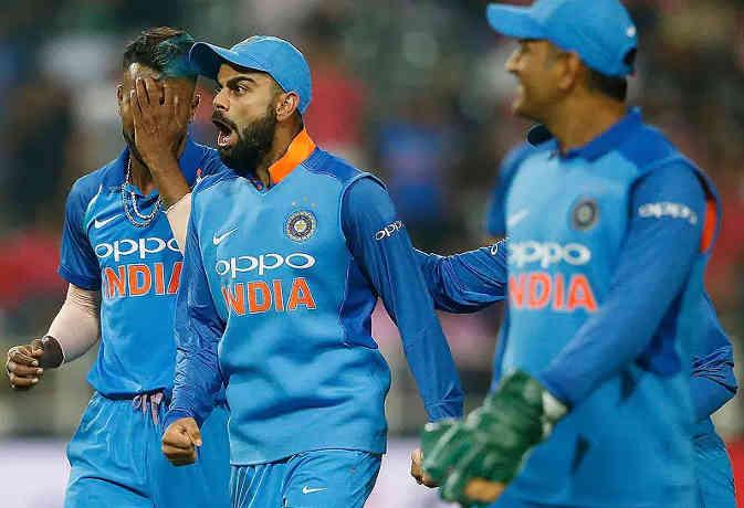 Ind vs SA सीरीज के साथ टीम इंडिया ने आईसीसी की टॉप रैंकिंग पर भी किया कब्ज़ा