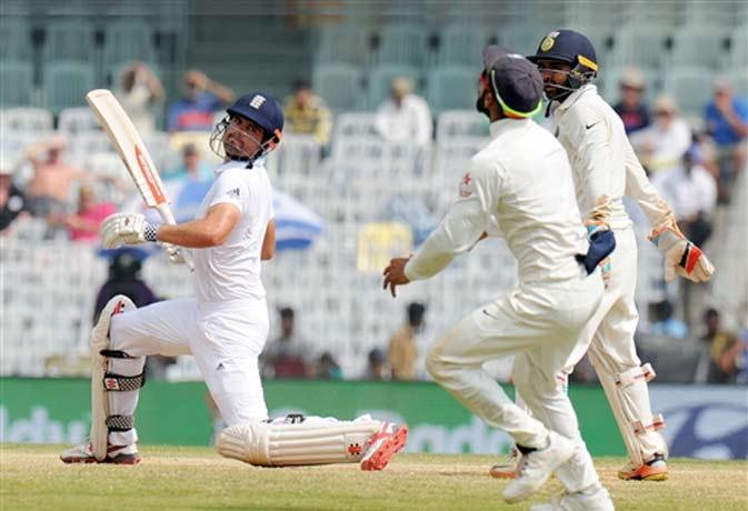 LIVE INDvsENG: भारत ने किया अंग्रेजों का सफाया, चेन्नई टेस्ट जीतने के साथ सीरीज 4-0 से अपने नाम की