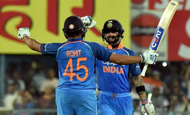 टी-20 में भारत से फिसड्डी है आॅस्ट्रेलिया,इन 8 रिकाॅर्ड्स में 7 भारतीय खिलाड़ियों के नाम