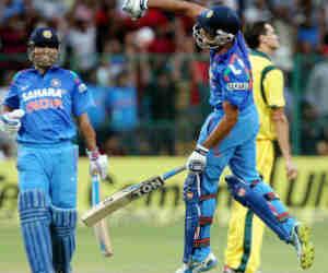 आॅस्ट्रेलिया के खिलाफ हर 5वीं गेंद बाउंड्री पर पहुंचा देता है ये भारतीय खिलाड़ी