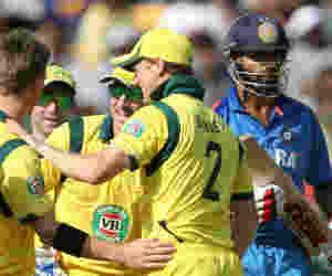 भारत-आॅस्ट्रेलिया के बीच खेले गए ये पांच मैच कभी नहीं भूल सकते आप
