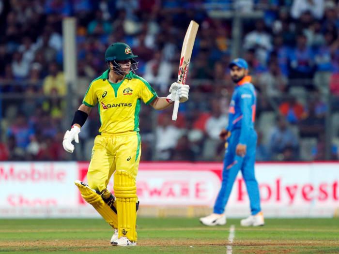 india vs australia 1st odi highlights: 15 साल बाद घर पर इतनी बुरी तरह हारी टीम इंडिया
