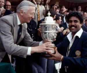 ICC World cup 2019 : आज ही के दिन भारत ने जीता था पहला वर्ल्डकप, कपिल के कैच पकड़ने पर दर्शक चढ़ गए थे कंधे पर