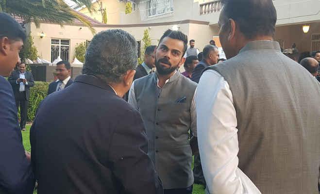 द.अफ्रीका में भी है एक इंडिया हाउस जहां यह सब करने जाती है टीम इंडिया