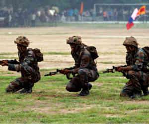 सेना को चाहिए 414 अधिकारी, देश सेवा करने वाले युवाआें को सुनहरा मौका