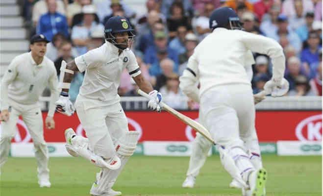 इंग्लैंड में बिना विकेट खोए 50 रन बनाने में भारतीय ओपनर्स को लग गए 7 साल