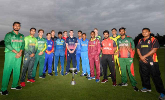 u19 वर्ल्ड कप : भारत का पहला मैच आज,भारतीय सीनियर क्रिकेट टीम से 1 बार ज्यादा वर्ल्ड कप जीता है जूनियर टीम ने