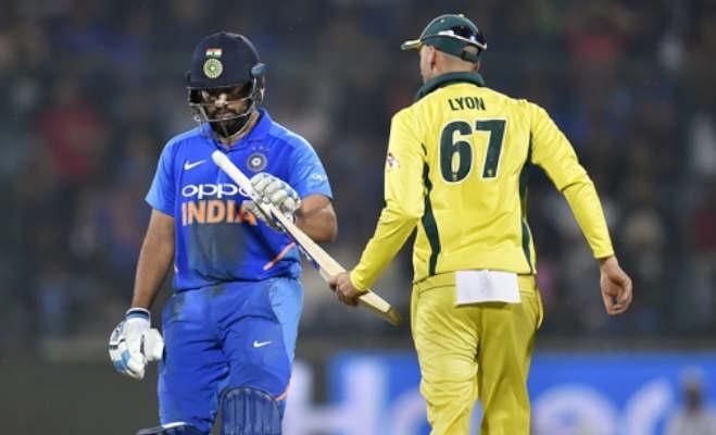ind vs aus : 3 साल बाद घर में हारा इंडिया,कोहली हुए शर्मसार