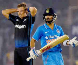 Ind vs nz : सिर्फ 3 कप्तानों को मिली है न्यूजीलैंड में जीत, विराट का है पहला दौरा