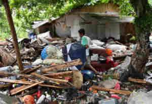 इंडोनेशिया में सुनामी से अब तक 281 लोगों की मौत और करीब 1000 घायल, फिर से चेतावनी जारी
