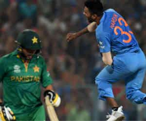 Ind vs Pak : इन 5 मुकाबलों में मैदान पर बेकाबू हो चुके भारत-पाक खिलाड़ी
