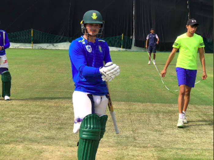 भारत में ind vs sa सीरीज तीन दिन बाद शुरु,ये है इंडिया में पहली गेंद खेलने वाला अफ्रीकी बल्लेबाज