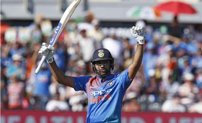 इंग्लैंड में भारत की जीत की दो कहानी,एक कोहली की कप्तानी दूसरी रोहित की बैटिंग तूफानी