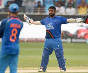 एशिया कप : एक अफगानी खिलाड़ी से हार गई पूरी भारतीय टीम, बिना जीते लौटा भारत