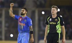 IndvsAus टी-20 : पिछले 4 सालों से लगातार कैसे जीत रहा है भारत, आइए जानते हैं