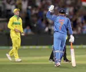 वो इकलौता बल्लेबाज, जो Ind vs Aus वनडे सीरीज में 100 की आैसत से बना रहा रन