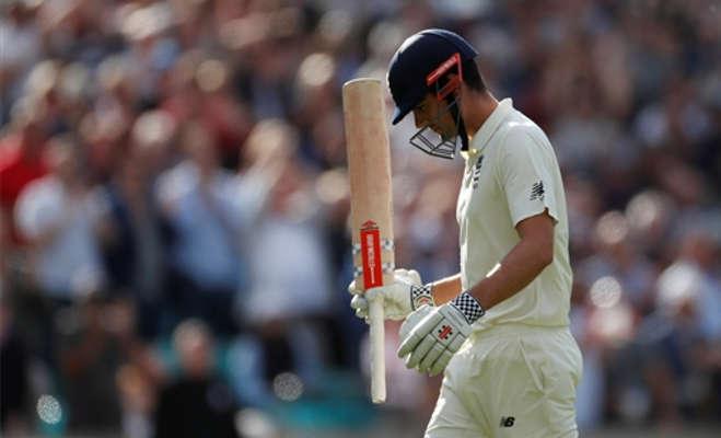 भारत-इंग्लैंड 5वां टेस्ट : पहला दिन खत्म होते-होते लड़खड़ा गई इंग्लिश टीम,गंवाए 7 विकेट