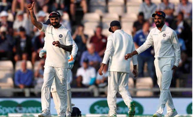 गजब है साउथैम्पटन टेस्ट,दो दिन में दो बार ऑलआउट हुई टीमें