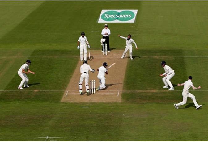 गजब है साउथैम्पटन टेस्ट, दो दिन में दो बार ऑलआउट हुई टीमें