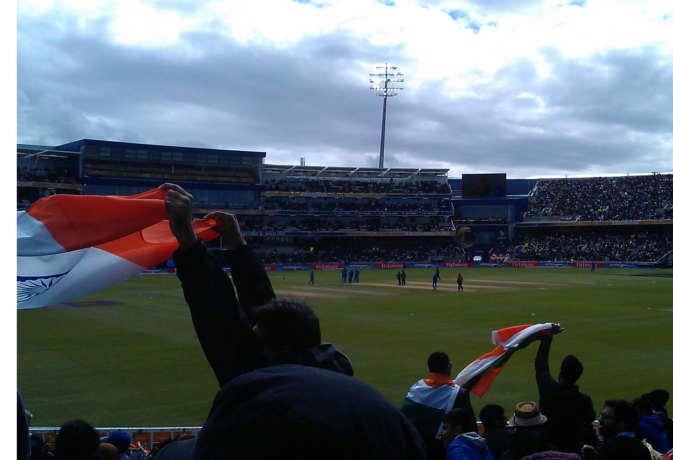 भारत-पाकिस्तान का वो मैच जिसे स्टेडियम खाली कराकर पूरा कराया गया
