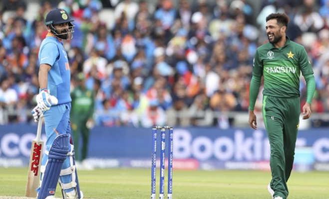 ind vs pak icc world cup 2019 : भारत ने पाक को रिकाॅर्ड 7वीं बार हराया,मैच में बने ये रिकाॅर्ड