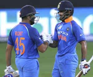 एशिया कप में भारत ने पाकिस्तान को 8 विकेट से हराया, पूरा हुआ बदला