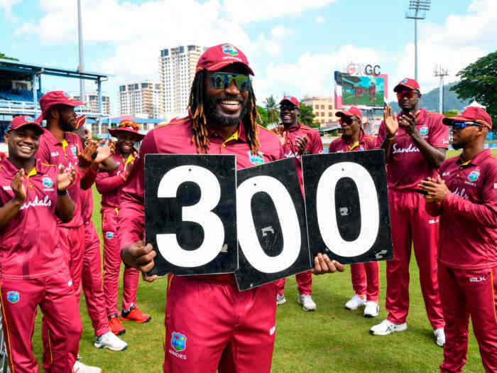 ind vs wi वनडे सीरीज हुई खत्म,बने ये पांच बड़े रिकाॅर्ड
